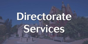 Directorate Services