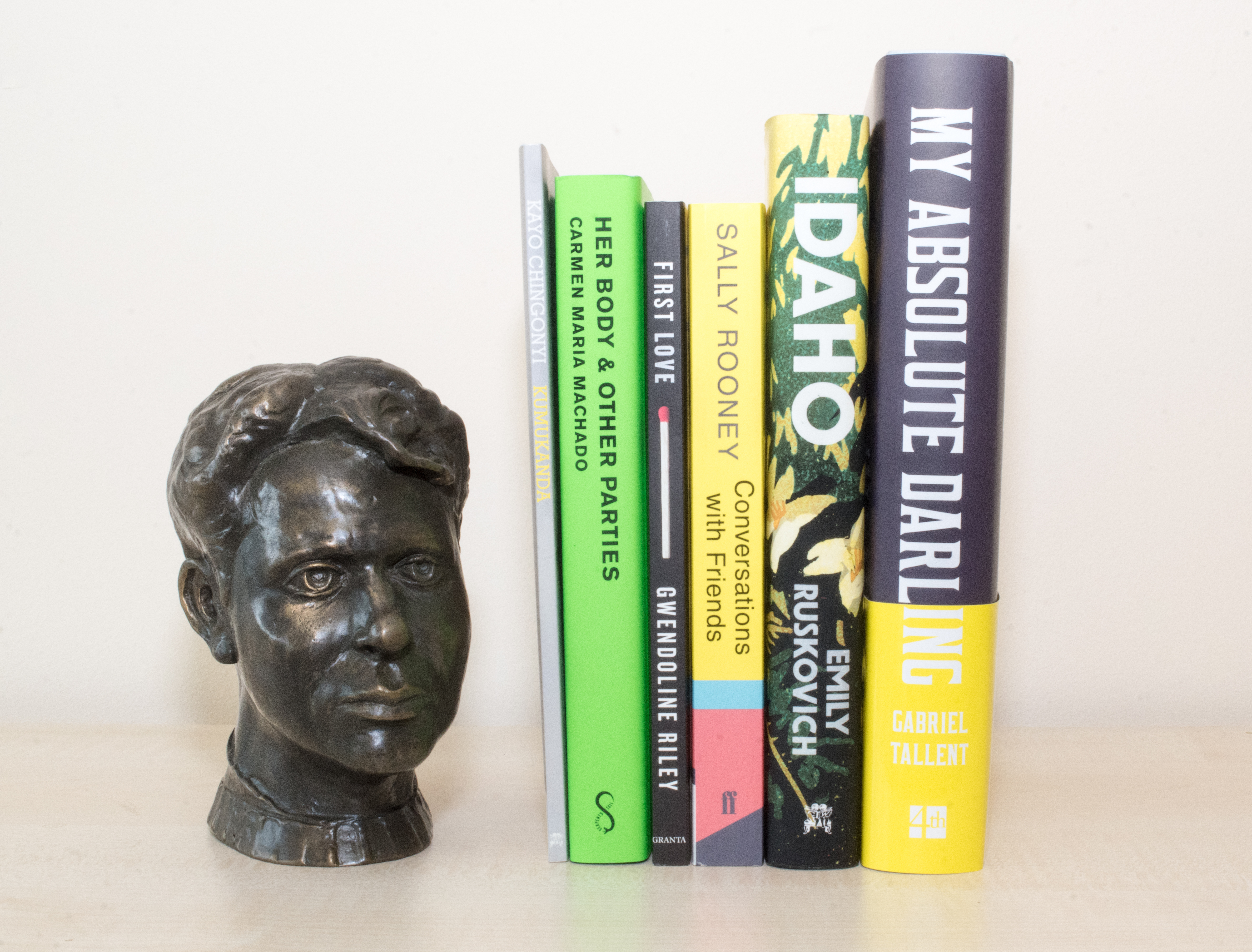 International Dylan Thomas Prize 2018 shortlist